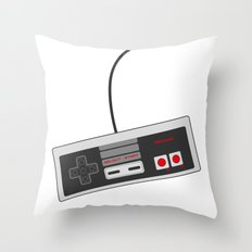 Nintendo NES Game Controller Throw Pillow