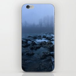 Strangers in the Mist iPhone Skin