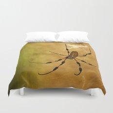 Banana Spider Duvet Cover