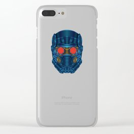 Star-Lord | Guardians of the Galaxy Clear iPhone Case