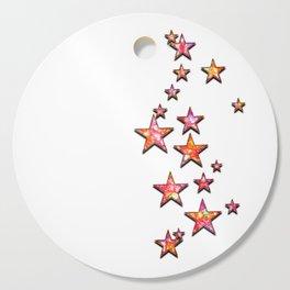 Star Jewels Cutting Board