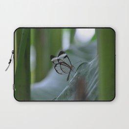 Butterfly Wings Crystal Laptop Sleeve