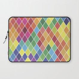Watercolor Geometric Pattern II Laptop Sleeve