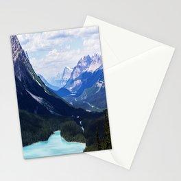 Peyto Lake, Alberta Stationery Cards
