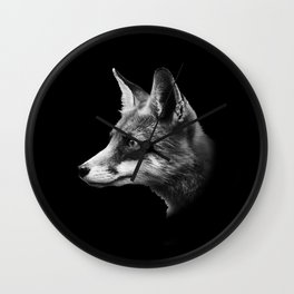 Vixen FOX Wall Clock