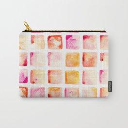 Peach Cobbler Carry-All Pouch