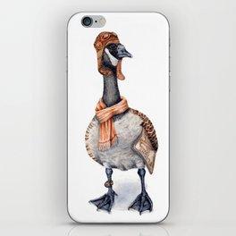 Aviator Canada Goose iPhone Skin