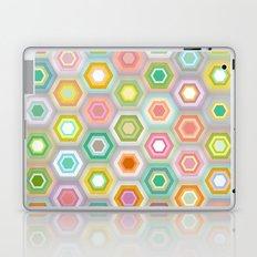 granny pastel hex Laptop & iPad Skin