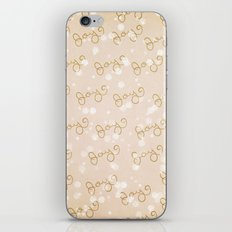 Joy Joy Joy iPhone Skin