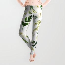 Rose Garden Leggings