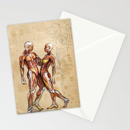 Our Bodies are One. Stationery Cards