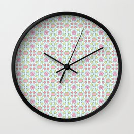 Hanami Nummies | Sky Wall Clock