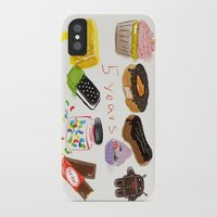 android iPhone & iPod Cases featuring android  by leonov andrew