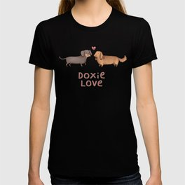 Doxie Love T-shirt