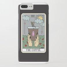 (BLACK) COFFEE READING Slim Case iPhone 7 Plus