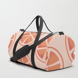 Pattern of oranges Duffle Bag