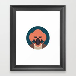 Plo Koon Framed Art Print