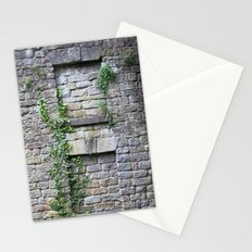 Wall Of Privacy Stationery Cards