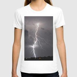 Thor's Lightning Strike T-shirt