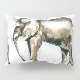 Jumbo elephant Pillow Sham