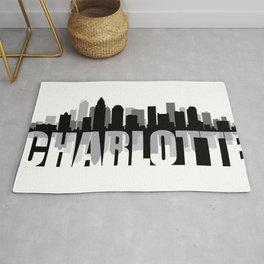 Charlotte Silhouette Skyline Rug
