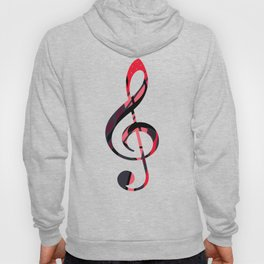 Lively Musical Dimensions Hoody