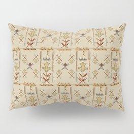 Sikiti Samburu tribal motifs Pillow Sham