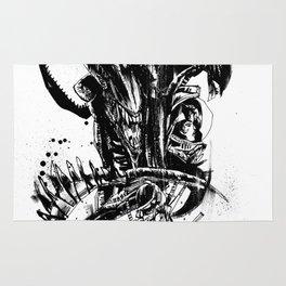 Intergalactic Evil Rug