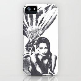 Mermiad iPhone Case
