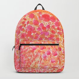Warmth Watercolor Backpack