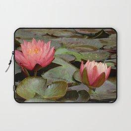 Water lillies Laptop Sleeve