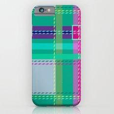 Ugh Plaid Slim Case iPhone 6s