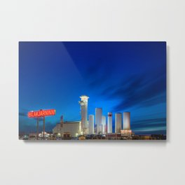 Industrial architecture   Iceland Metal Print