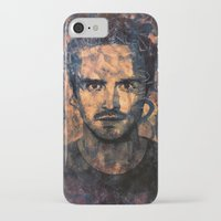 jesse pinkman iPhone & iPod Cases featuring Jesse Pinkman by Sirenphotos
