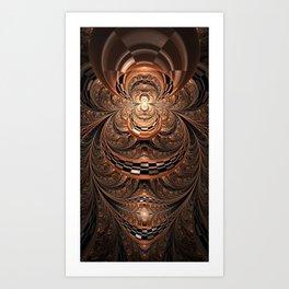 Ajaa Art Print