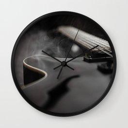 SEMI HOLLOW Wall Clock