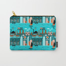 Perth lifestyle Carry-All Pouch