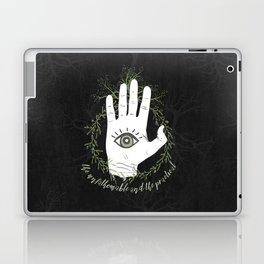 Adam, The Magician - The Raven Cycle Laptop & iPad Skin