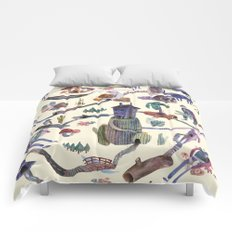 the MAP Comforters