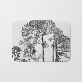 From the Tree Tops Bath Mat
