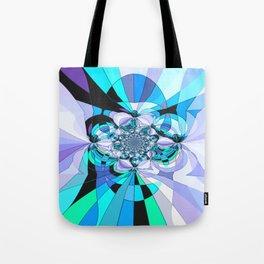 in heaven (blue) Tote Bag