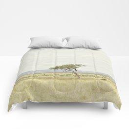 tree of life::kenya Comforters