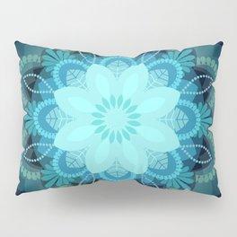 Beautiful Earth Mandala Pillow Sham