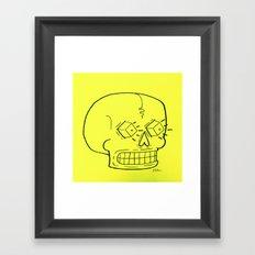 pttrn31 Framed Art Print