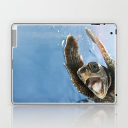 Screaming Turtle Laptop & iPad Skin