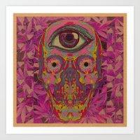 3rd Eye Activator Art Print