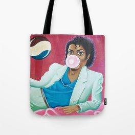Pop Me Tote Bag