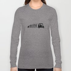 Evolution - golf Long Sleeve T-shirt
