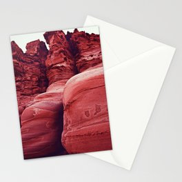 Big Shoes in Puerto Gato Stationery Cards