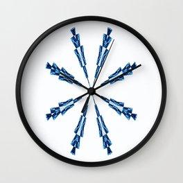 Snowflake... Wall Clock